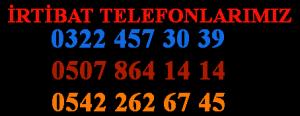 çukurova danışmanlık telefon
